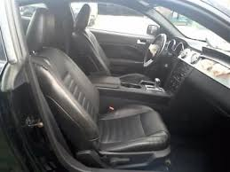 Black 2009 Mustang Used 2007 Ford Mustang Seats For Sale