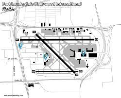Florida Airport Map Fort Lauderdale Airport Spotting Blog
