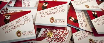 alumni pin alumni commencement project wisconsin alumni association