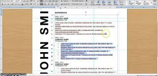 professional resume design templates professional resume word design template youtube professional resume word design template