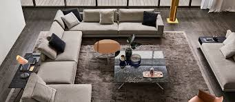 Poliform Sofa Poliform Mondrian Sofa By Jean Marie Massaud Yellowtrace