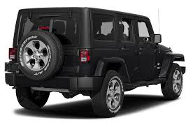 white jeep wrangler unlimited black wheels 2017 jeep wrangler unlimited in for sale 75 used
