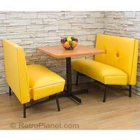 booth seating in nook kitchen nook seating diner booth retro