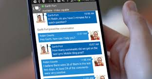 microsoft lync 2013 for android lync for android phones updated it pro