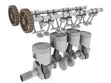 4 cylinder engine inline four engine