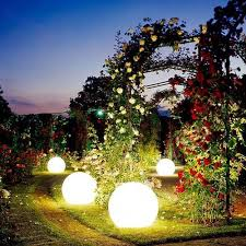 impressive outdoor yard lights 33 gorgeous globe lighting ideas
