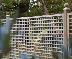square trellis panel 40mm gap paint options the garden
