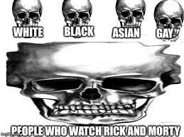 Asian Gay Meme - skulls imgflip