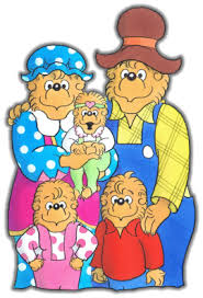barenstein bears the berenstain bears one of the few storybooks i was willing to