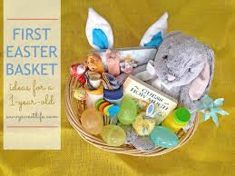 baby easter basket easter basket ideas for baby savvy sweet