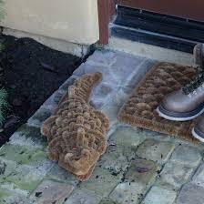 Rubber Cal Inc Wipe Your Rubber Cal Inc Ally Alligator Boot Scraper Doormat U0026 Reviews