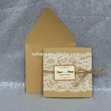 Invitation Paper Kraft Paper Wedding Invitation Free Printable Invitation Design