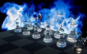 Glass Chess Boards Chess Wallpaper Widescreen Wallpapersafari