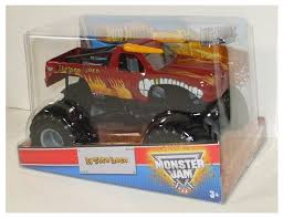 el toro loco monster truck videos amazon com wheels monster jam el toro loco 1 24 diecast toys