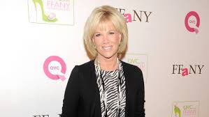 how to cut joan lundun hairstyle former gma host joan lunden has breast cancer
