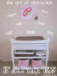 Pink Changing Table by It U0027s Not Just A Diaper Change The Educators U0027 Spin On It
