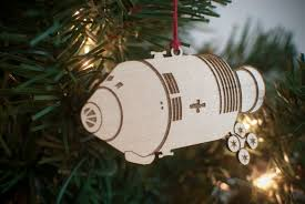 us manned space ornaments by nathan pryor kickstarter