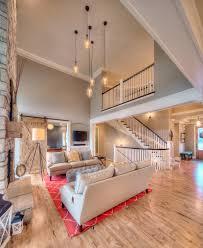 second floor plans home hearthrrom hardwood floors pendant lighting second floor overlook