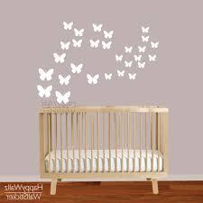 White Wall Decals For Nursery by Uncategorized Modern Ba Nursery Ideas White Cherry Wood