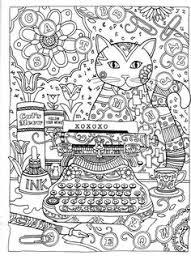 creative haven owls coloring book by marjorie sarnat marjorie