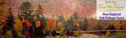 england fall foliage tour