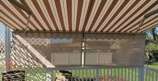 Rollout Awnings Retractable Awnings U2013 Patio Awnings Thatcher Retractables