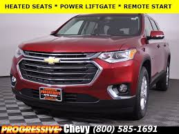 chevrolet traverse 7 seater new 2018 chevrolet traverse lt cloth 4d sport utility in massillon