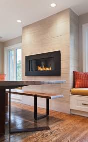 Fireplace Wall Tile by Montigo Fireplaces Modern Fireplaces Dining Area And Modern