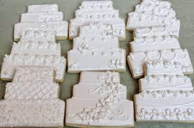 wedding cake cookies the royal icing wedding cake cookies