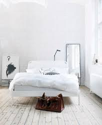 white walls in bedroom painting brick walls white an increasingly popular trend