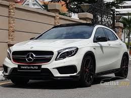 mercedes a 45 amg 4matic mercedes gla45 amg 2015 4matic 2 0 in penang automatic suv
