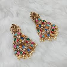 dangler earrings buy drop danglers earrings online at best price jewelmaze