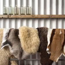 Reindeer Hide Rug Reindeer Skin Rugs Blue Wren Barn