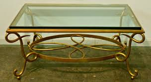 coffee table glass and metal coffee tables marvelous black