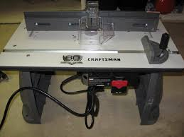 Bench Dog Router Table Review Choosing Craftsman Router Table U2014 Unique Hardscape Design