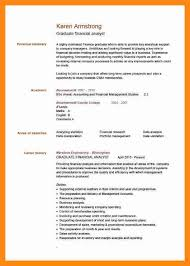 Sample Of Short Resume by 13 Example Of Excellent Cv Graphic Resume