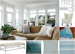 Slipcover Sectional Sofa by Knot This But That Coastal Shopping Beach House Living Room