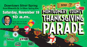 montgomery county thanksgiving parade at veterans plaza downtown