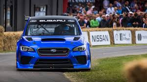 subaru a subaru crosstrek wrx would make a ton of sense and probably