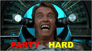 Party Hard Meme - party hard know your meme