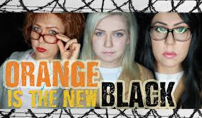 Oitnb Halloween Costumes Diy Orange Black Piper Alex U0026 Red Halloween 2015
