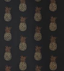pineapple wallpaper by barneby gates jane clayton