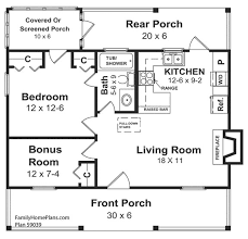 Small Family House Plans Small House Floor Plans Small Country House Plans House Plans