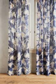 Blue And Grey Curtains Curtains U0026 Drapes Anthropologie
