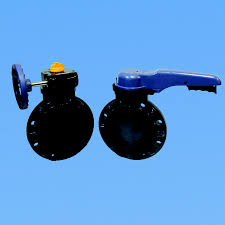 pool pro manual butterfly valves type sp plastic butterfly valve