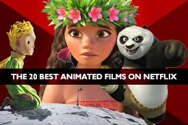 the 20 best animated films on netflix decider where to stream