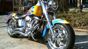 2007 harley davidson softail fat boy for sale near decatur ga