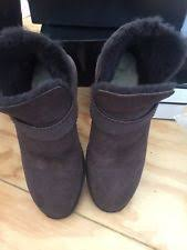 s suede ankle boots australia ugg australia block heel suede ankle boots for ebay