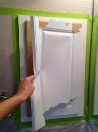 Can You Paint Mdf Kitchen Cabinets The Ragged Wren Painting Laminated Cabinets For The Home