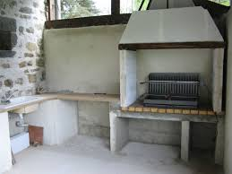 dalle cuisine carrelage exterieur pour barbecue pose sur dalle beton 9 cr233ation